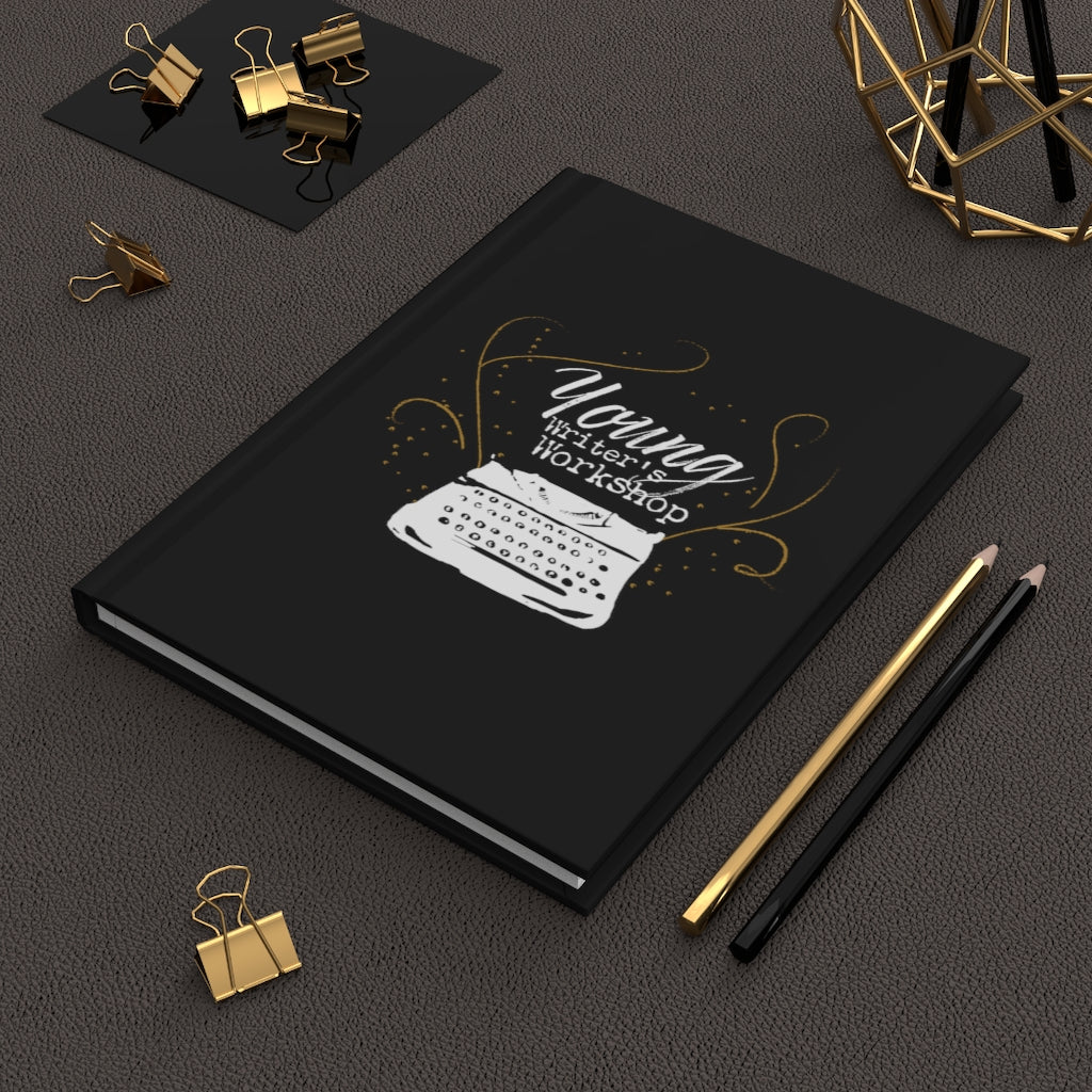 YWW Typewriter Hardcover Matte Journal