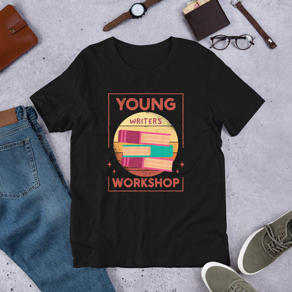 YWW Books (Dark) Short-Sleeve Unisex T-Shirt