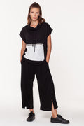 Night Split Leg Pant