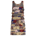 Village Carpet Cha Cha Dress