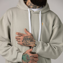 Load image into Gallery viewer, RELOADED HOODIE GREY