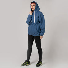Load image into Gallery viewer, RELOADED HOODIE BLUE