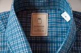 Ole Mason Jar - The Blue Check - Shirts - The American Gentleman - 3