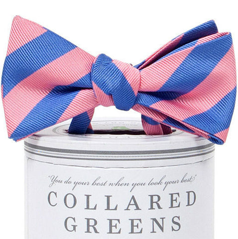 Collared Greens - Kapalua Bow Tie - Pink - Bow Tie - The American Gentleman