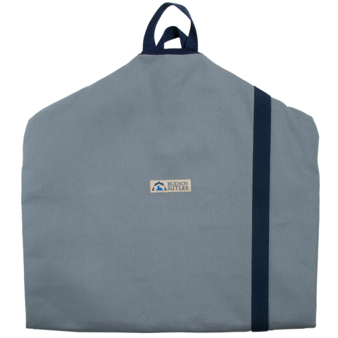 Hudson Sutler - Lowell Garment Bag - Garment Bag - The American Gentleman - 1