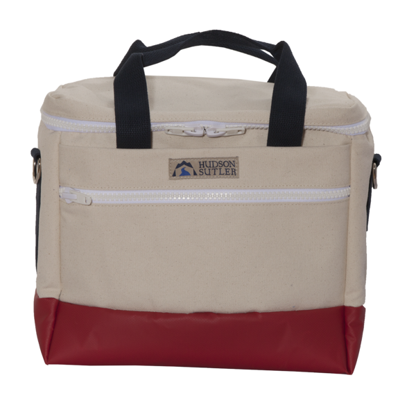Hudson Sutler - Montauk 18 Pack Cooler Bag - Cooler Bag - The American Gentleman - 1