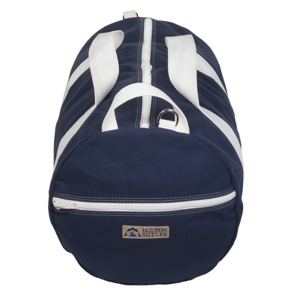Hudson Sutler - Niantic Weekender Duffel - Duffel Bag - The American Gentleman - 1