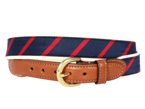 Collared Greens - Stowe Belt - Belts - The American Gentleman
