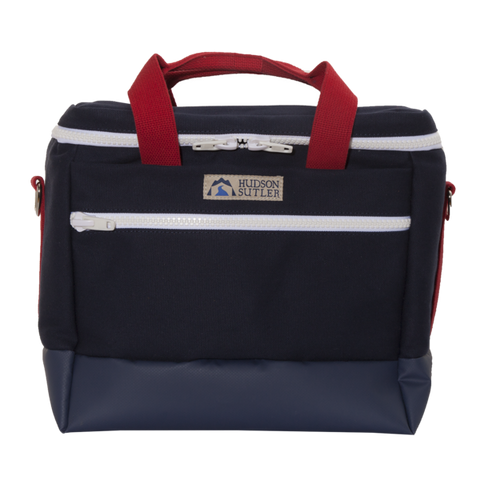 Hudson Sutler - Yorktown 18 Pack Cooler Bag - Cooler Bag - The American Gentleman - 1