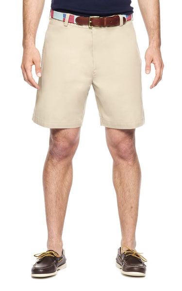 Jack Donnelly - Dalton Short - Khaki - Shorts - The American Gentleman - 1