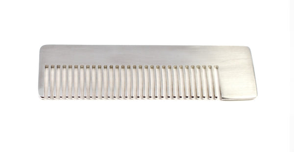 Chicago Comb Co. - Model No. 4 - Matte - Grooming - The American Gentleman - 1