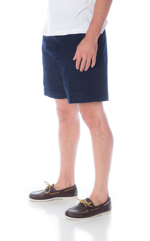 Jack Donnelly - Barkleys - Navy - Shorts - The American Gentleman - 1