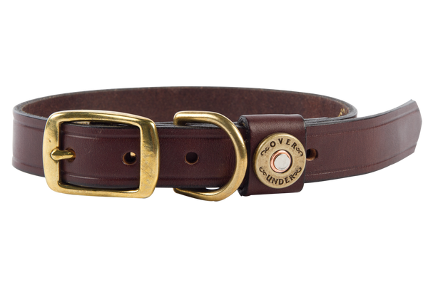 Over Under Clothing - The Finest in the Field Collar - For Dogs - The American Gentleman - 1
