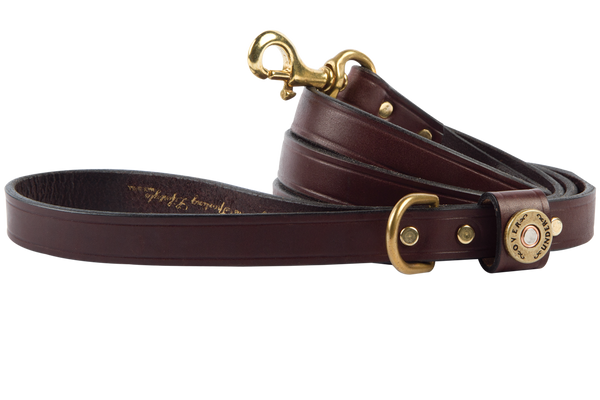 Over Under Clothing - The Huntington Leash - For Dogs - The American Gentleman