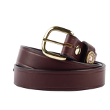 Over Under Clothing - Cannon's Point Single Shotgun Shell Belt - Belts - The American Gentleman - 1