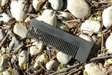 Chicago Comb Co. - Model No. 4 - Black - Grooming - The American Gentleman - 2