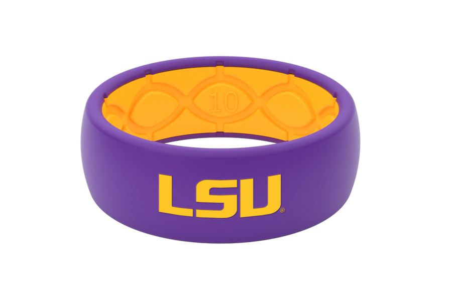 LSU Silicone Ring