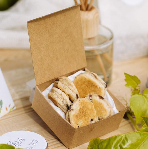 Green Manatee's sustainably sourced mini welsh cakes
