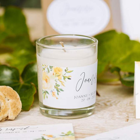 Green Manatee's soy wax candle
