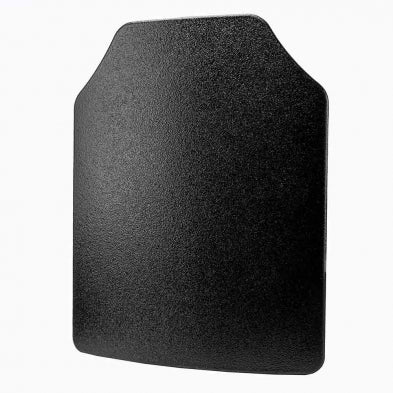 UHMWPE Ballistic Plate - Curved STR's Cut - Level IIIA