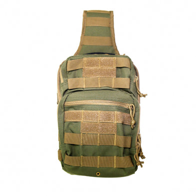 Tactical Sling Utility Bag - Tactical Backpack Multiple Colors