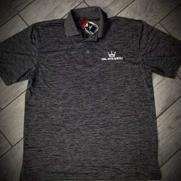 Blessed Dri-Fit Polo (Youth & Adult)