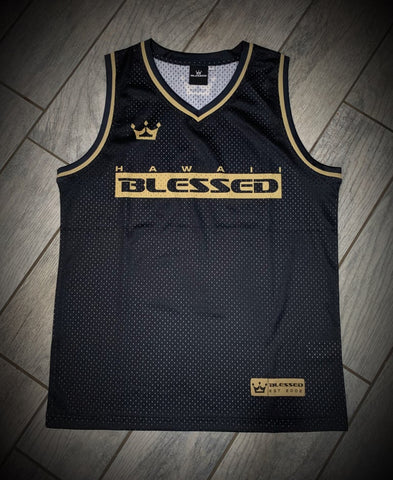 Black & Gold Jerseys Adult and Kids