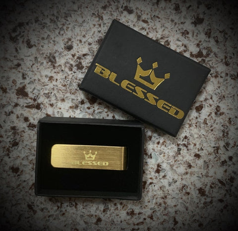 Blessed Money Clip