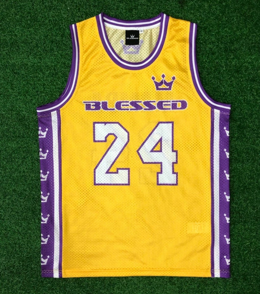 Blessed 24 Jersey