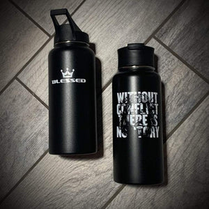 Without Conflict Flask