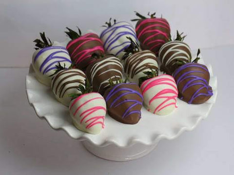 Chocolate-Covered Strawberries - mygourmetberries