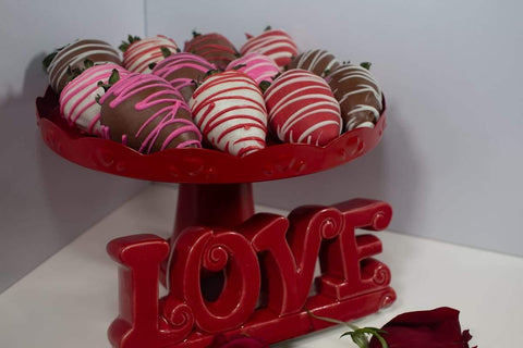 Valentines Day Chocolate - mygourmetberries
