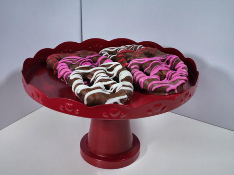 Gourmet Pretzel Twist-Milk Chocolate - mygourmetberries