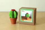 Mini Cactus D.I.Y. Felt Hand Sewing Kit