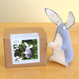 White Point Bunny D.I.Y. Felt Hand Sewing Kit