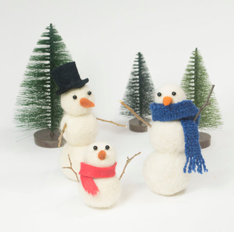 WHOLESALE - Snow Buddy Felting Kit
