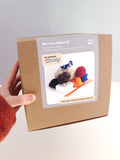 Bird Lover Deluxe Box Needle Felting DIY Kit