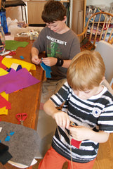 Crafternoons for Kids Ages 6+<br> Wednesdays 2pm