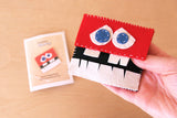 Monster Mouth Pouch D.I.Y. Felt Hand Sewing Kit