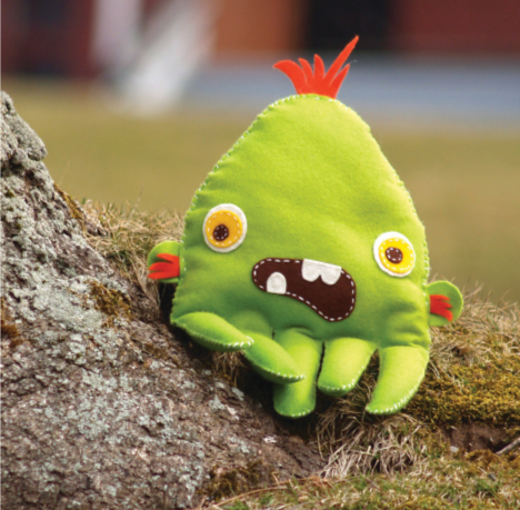 Make a Monster D.I.Y. Felt Hand Sewing Kit