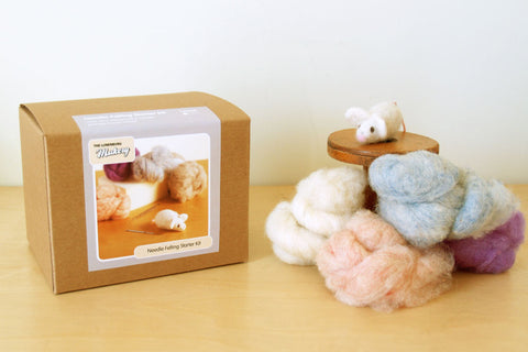 Needle Felting Starter Kit - Beginner