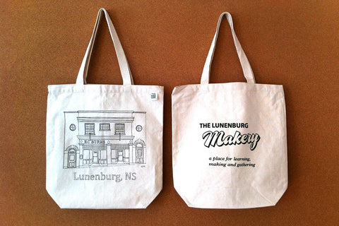 Makery Tote Bag