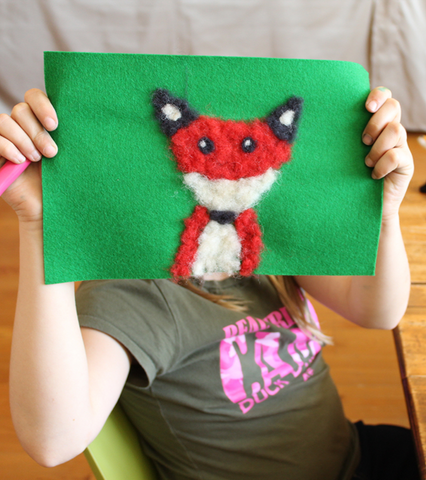 Felting Camp Kit