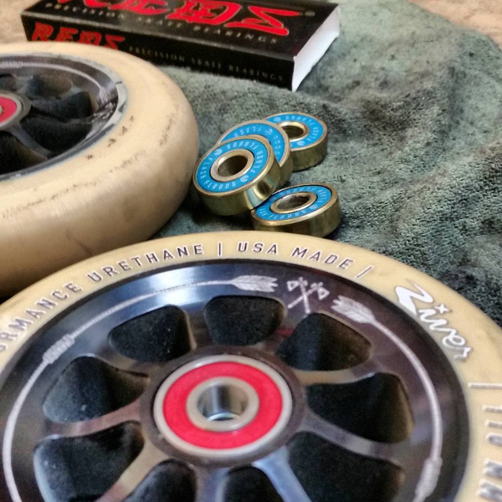 Bearings: Wear, Tear and Care