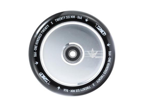 Envy 120mm Hollow Core Wheel Set - Kicks Pro Scooters
