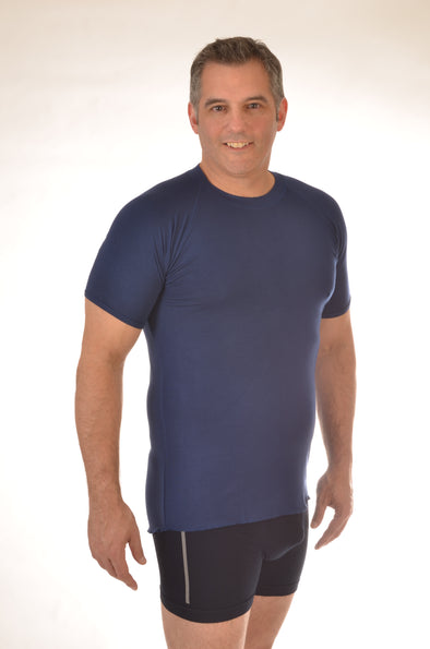 Men's slim fit undershirt