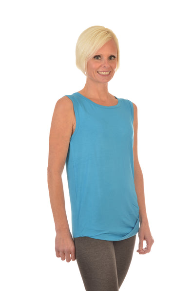 women Wayi Bamboo sleeveless Ann top