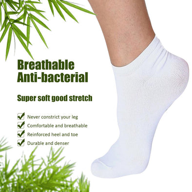 Men's Wayi Bamboo ankle high sports socks