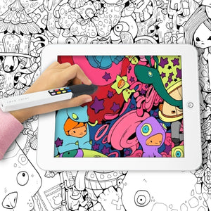Coco Color - World's 1st & Original Remote Coloring Stylus (Delivery Date: 10 June)