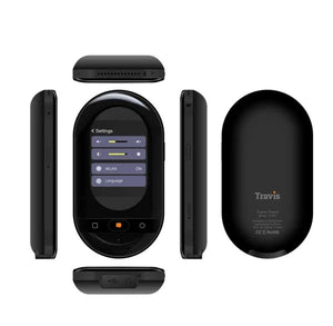 Travis Touch - Go Global, Speak Local (Delivery Date: 10 May)